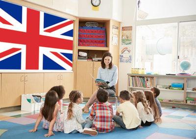 Anglais enfants