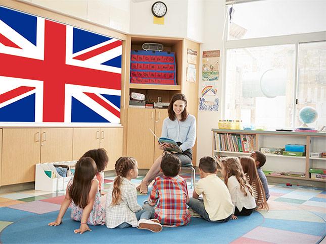 anglais enfants ascl