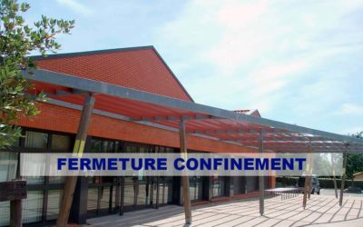 Mesure confinement novembre 2020