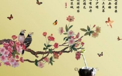 STAGE CALLIGRAPHIE CHINOISE